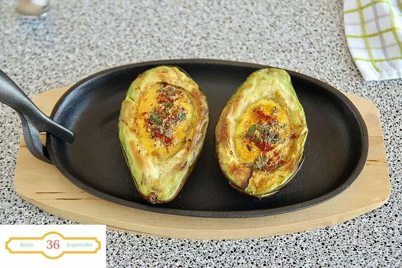 kopia jajok - Jajko i awokado,czyli jajokado.