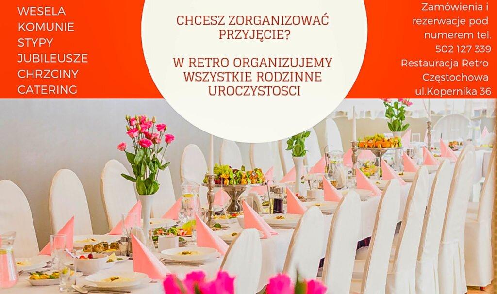 Chcesz zorganizować przyjęcie  W Retro organizujemy wszystkie rodzinne uroczystosci 1 1 2 1024x606 - Imieniny,Jubileusz ,Stypa