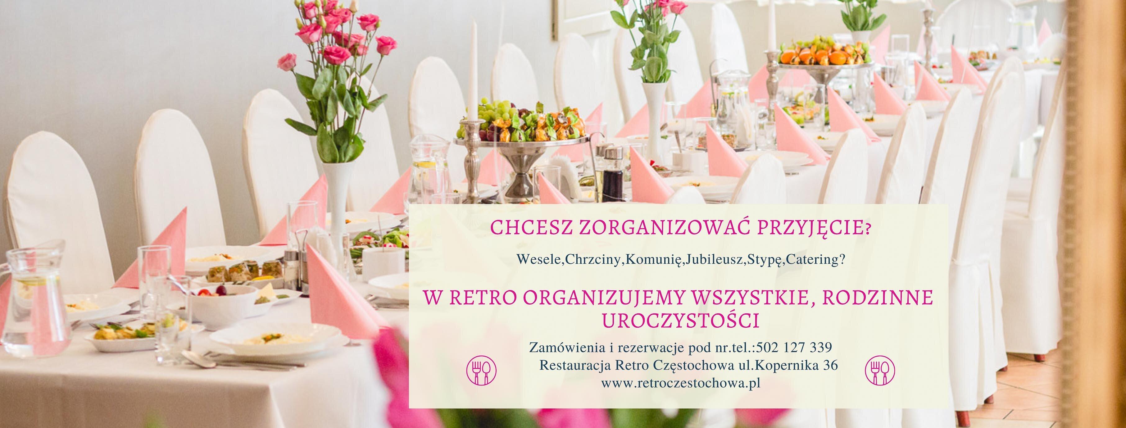 Restauracja Retro Częstochowa